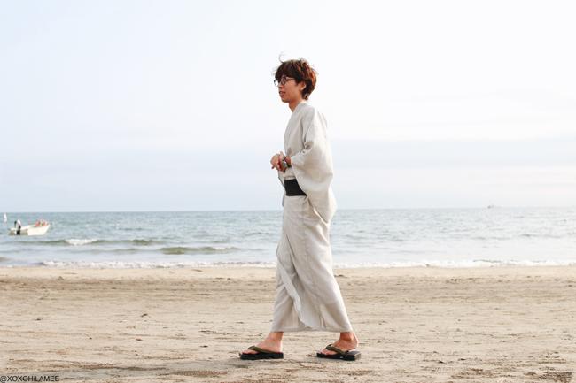 レンタル浴衣、鎌倉花火大会