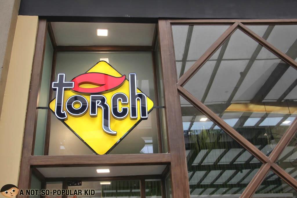 The Torch in Greenbelt 5 Branch in Makati