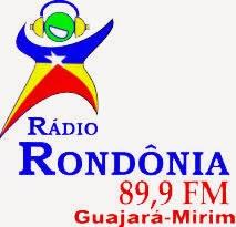 Rádio Rondônia FM de Guajará Mirim ao vivo