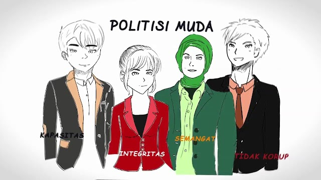 Peran Pemuda Terhadap Bangsa Dalam kontestasi Politik