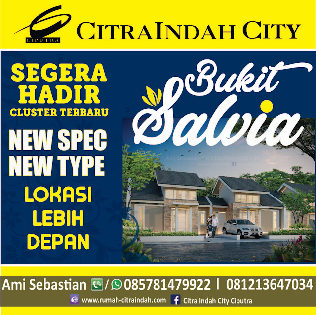 BUKIT SALVIA Citra Indah City
