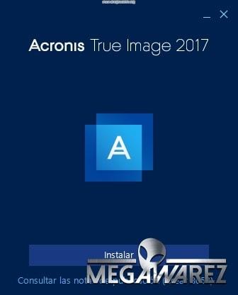 Acronis True Image 2017 imagenes