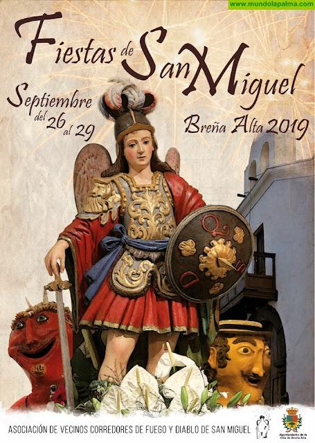 Breña Alta celebra sus Fiestas en Honor a San Miguel con Liturgia, Deporte y Tradiciones