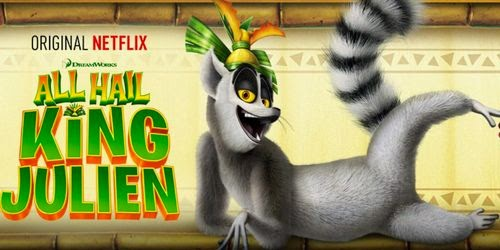King Crown Hd Wallpaper All Hail King Julien Serie Para Netflix Es Doblada En
