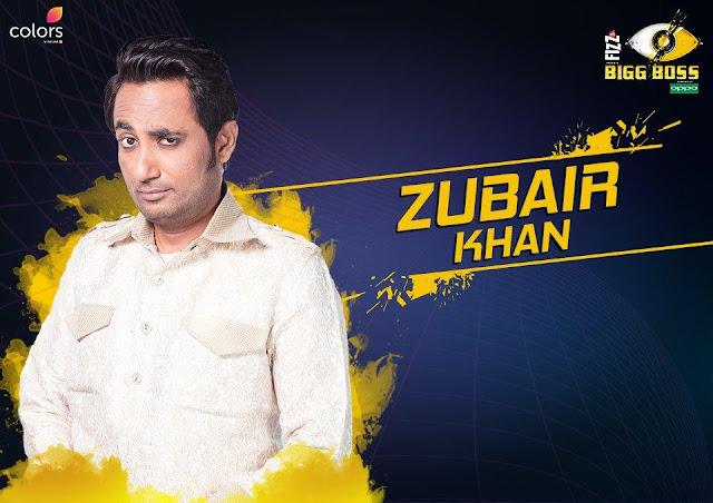 Zubair Khan (Bigg Boss 11 Contestant)
