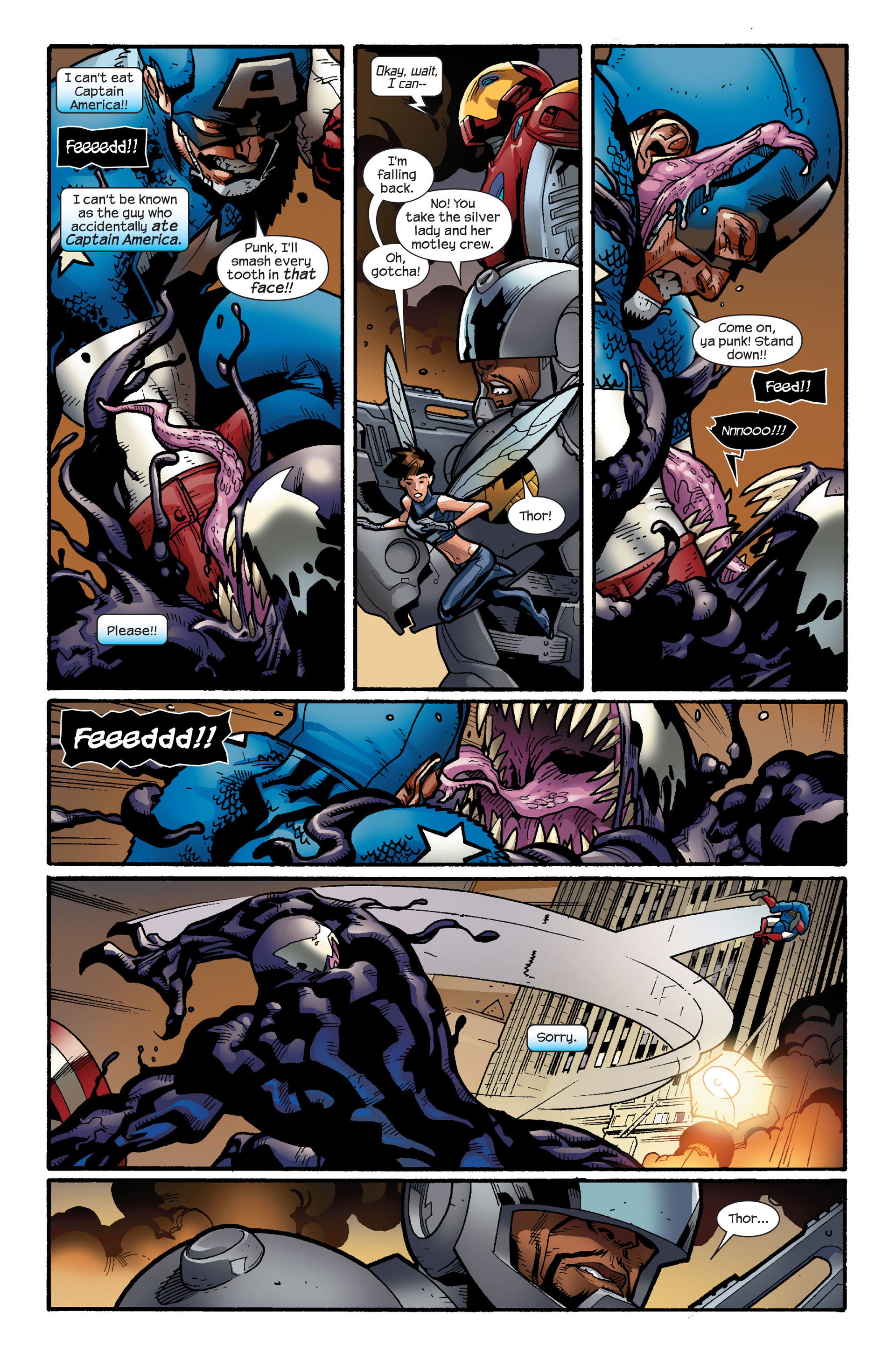 Read online Ultimate Spider-Man (2000) comic -  Issue #126 - 10