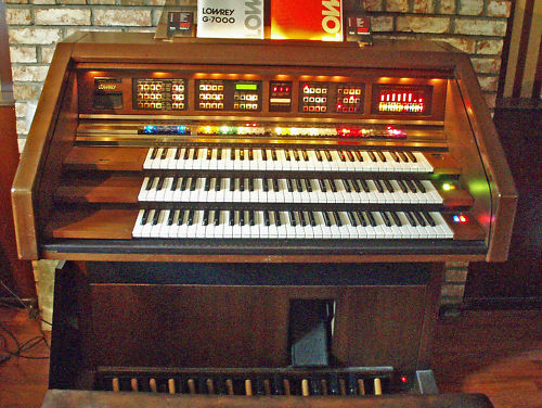 Lowrey Organ Service Manual Lx500