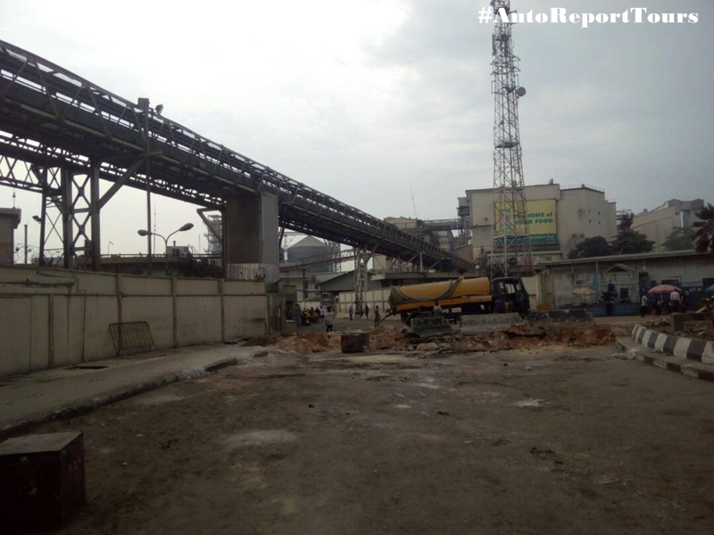 #AutoReportTours: A Review of the Apapa-Wharf Road Construction