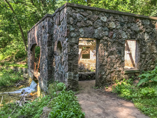 Ruins of Spring House at Paradise Springs