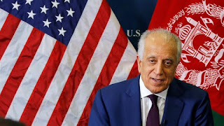 The Taliban have said they are holding a meeting on Monday with US officials, in the latest attempt to bring a negotiated end to Afghanistan's 17-year war.