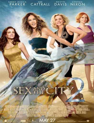Ver Sex and the City 2 (2010) Online