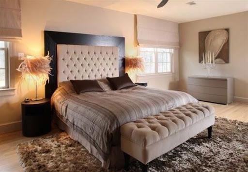 headboard king size bed