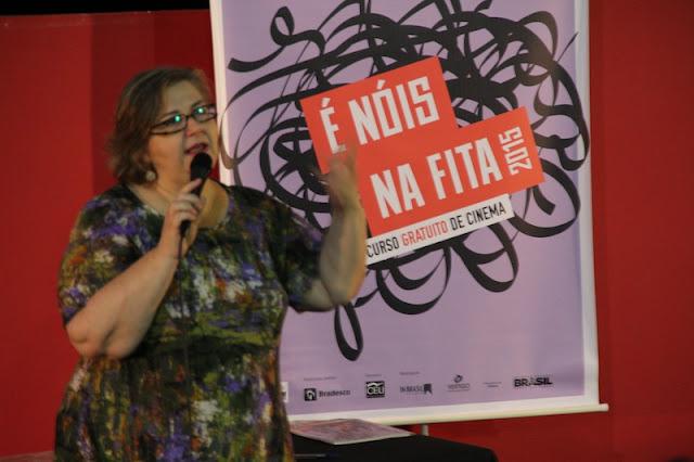 É NÓIS NA FITA - Curso de cinema gratuito com inscrições abertas - até 29/02
