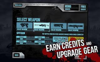 Judge Dredd vs Zombies apk
