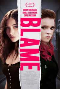 Blame 2017  300mb English Movies Download Full Drama