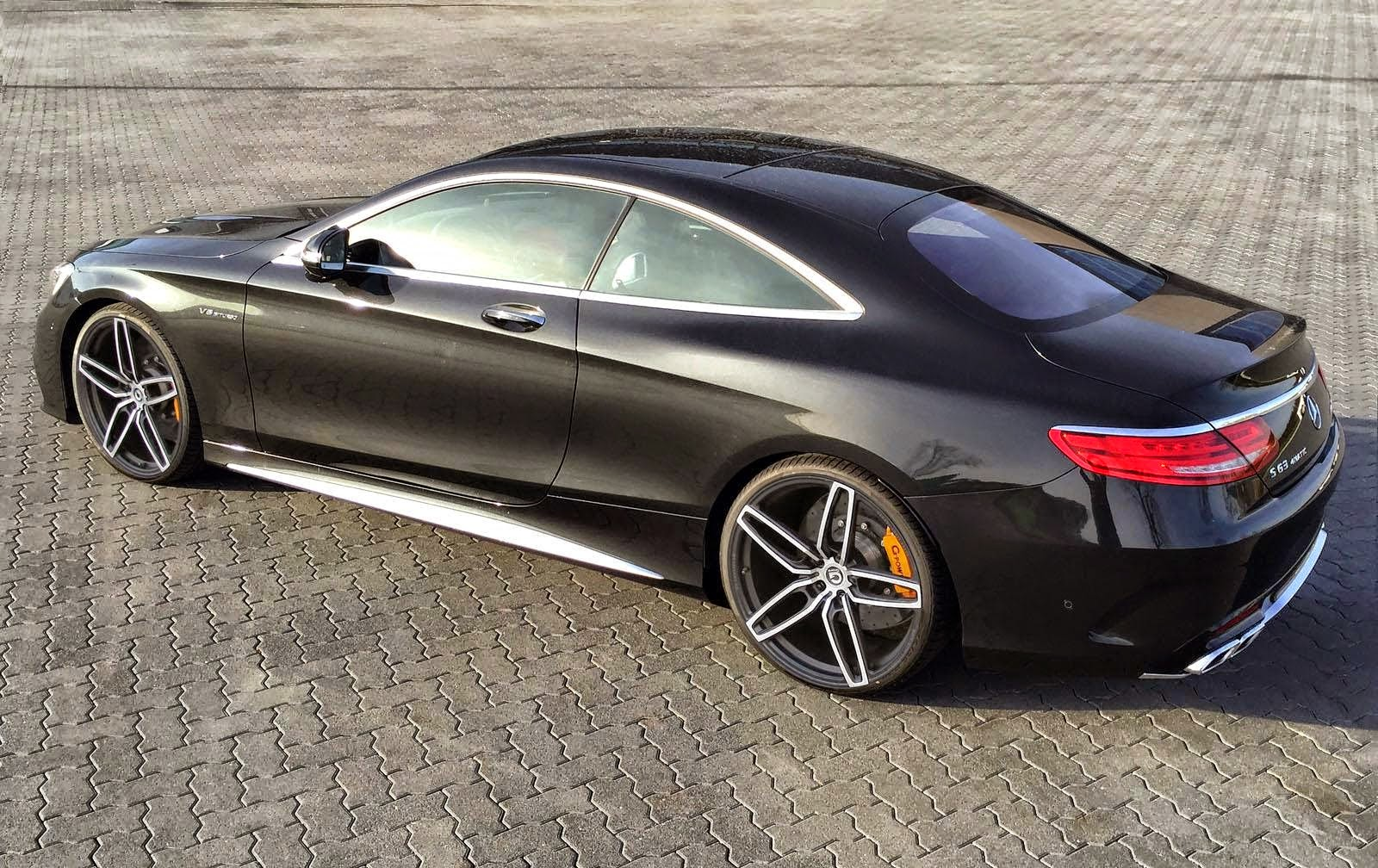 mercedes benz s63 amg coupe by g power benztuning. Black Bedroom Furniture Sets. Home Design Ideas