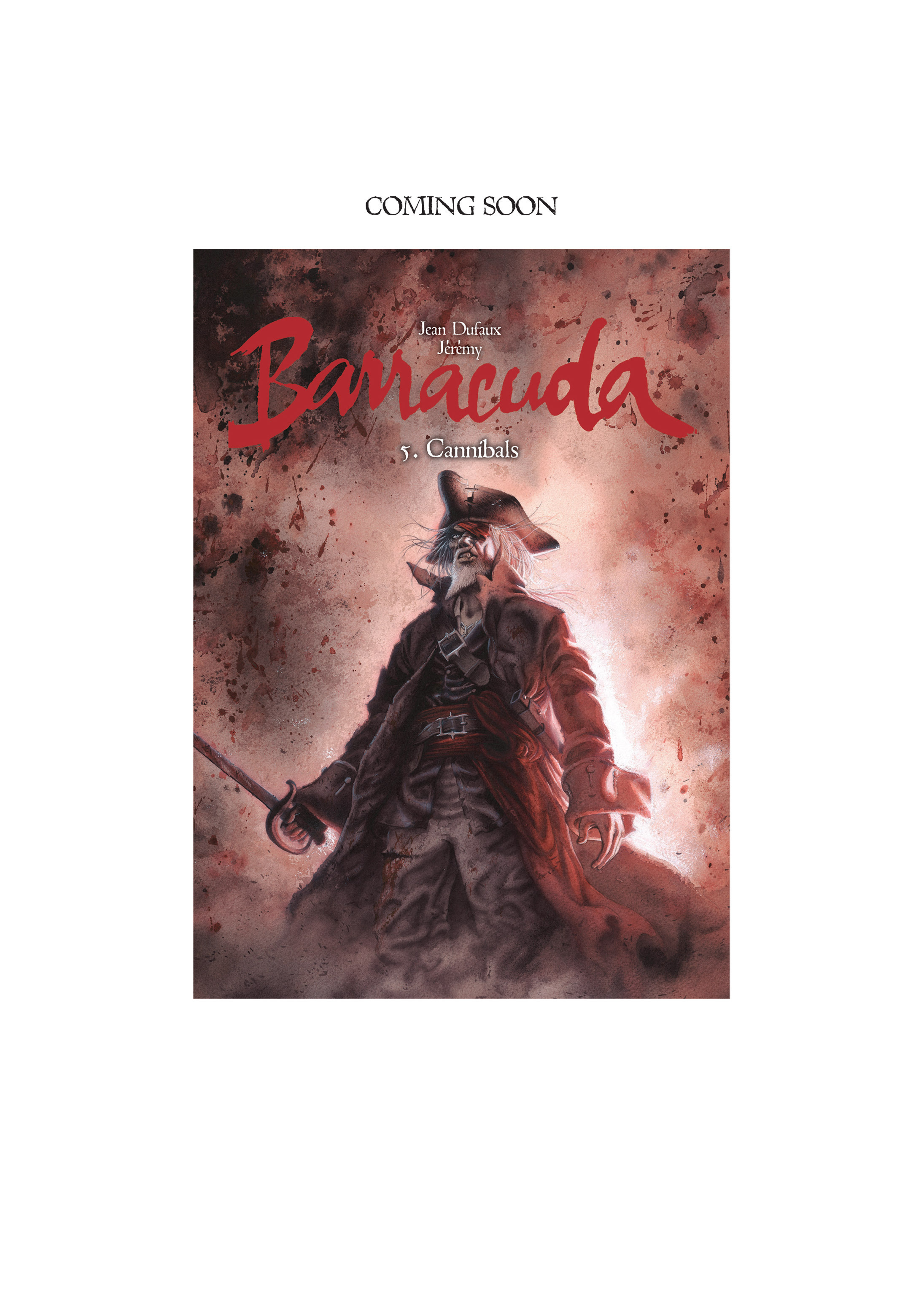 Read online Barracuda comic -  Issue #4 - 61