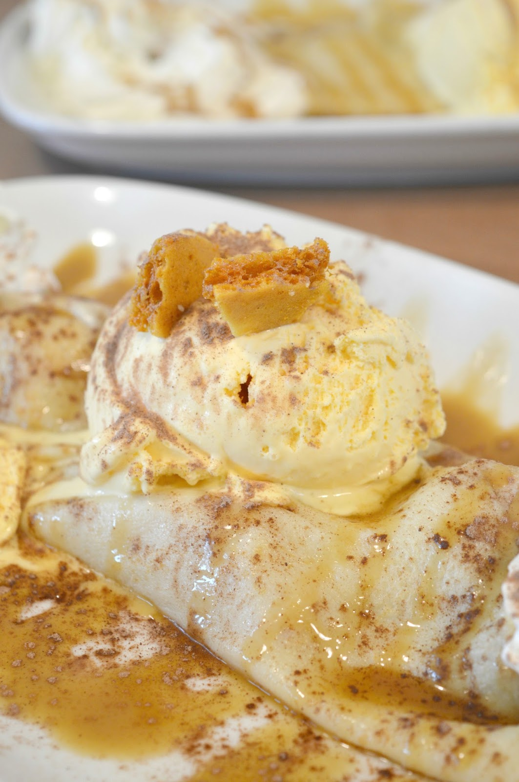 The Pancake Kitchen, Seaham Harbour - Honeycomb Surprise