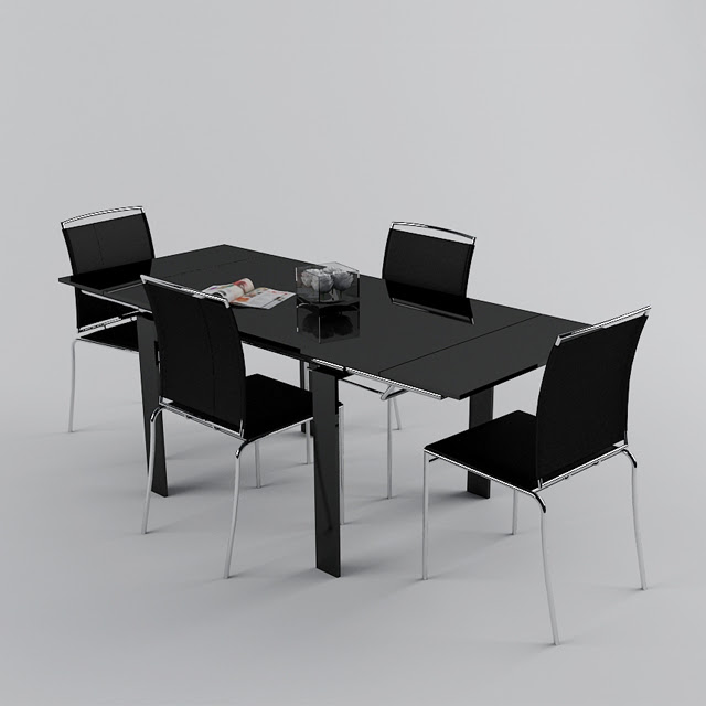 [3dmodelfree] Modern table