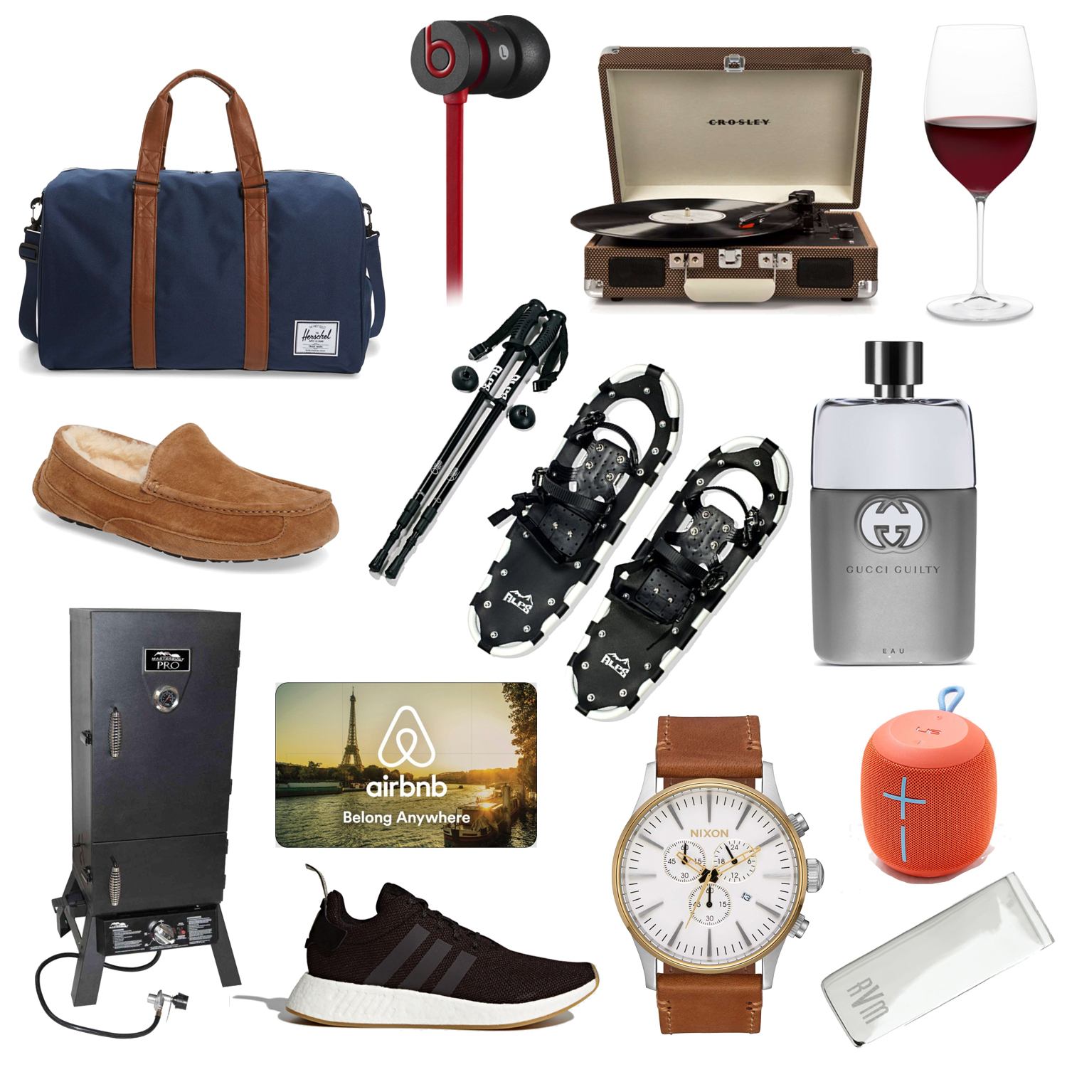 Best Christmas Gifts For Him Under $150  by Colorado lifestyle blogger Eat Pray Wear Love