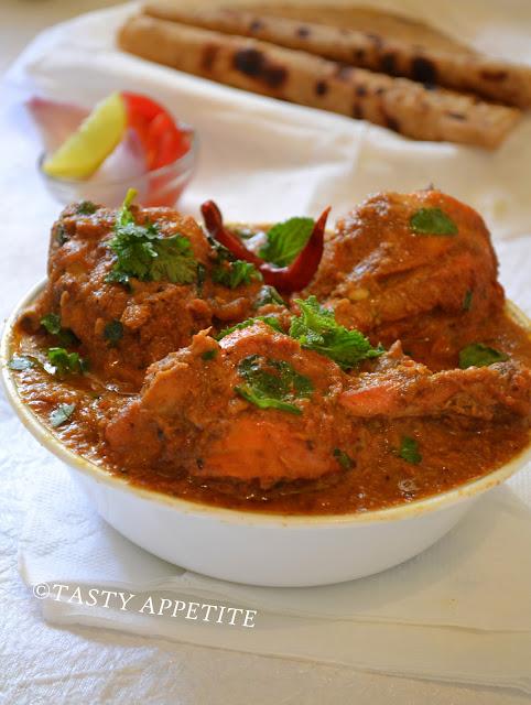 Kohlapuri Chicken Easy Step By Recipe