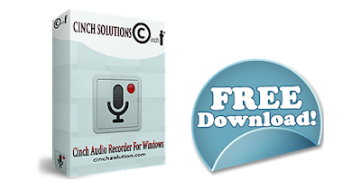 free-cinch-audio-recorder