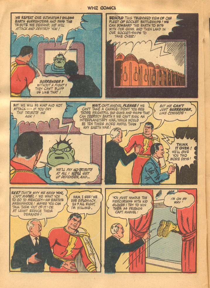 WHIZ Comics issue 69 - Page 6