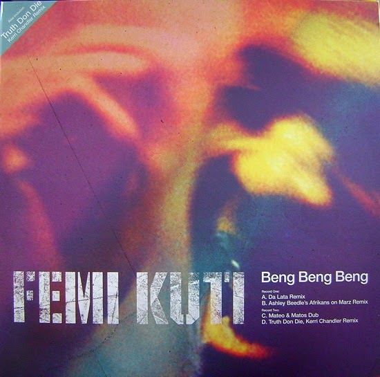 Music Television presents Femi Kuti and the music video for his song titled Beng Beng Beng