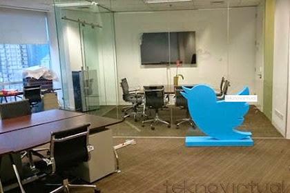 Akhirnya Indonesia Dijadikan Kantor Twitter