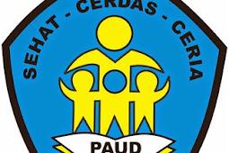 Logo Paud, Guru Paud Wajib Tahu Makna dan Filosofinya.