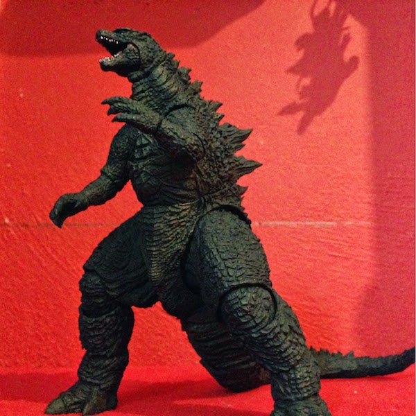The Kaiju Planet: Figure Review: S.H. MonsterArts Godzilla