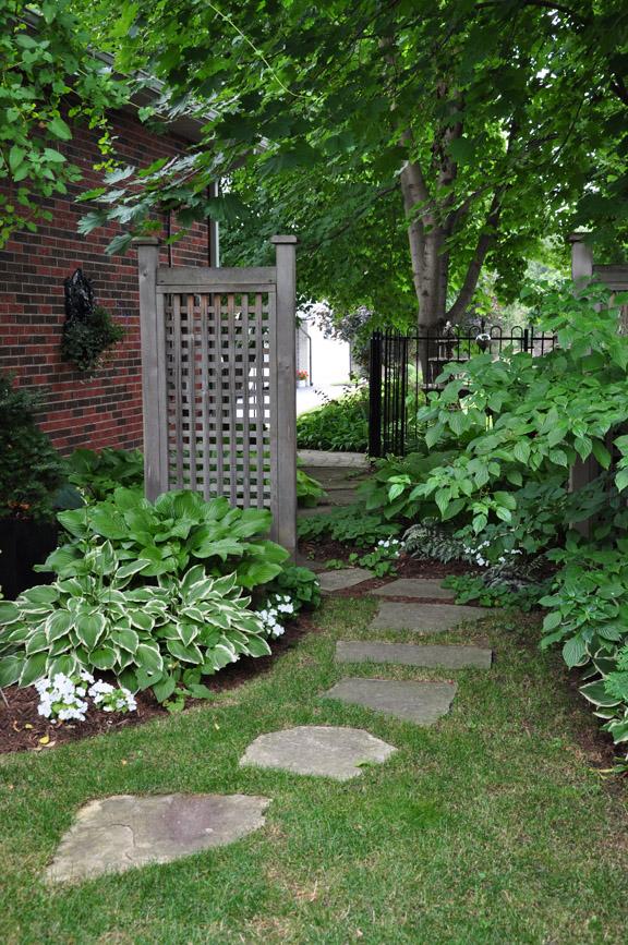 Stunning Shade Gardens The Happy Housie