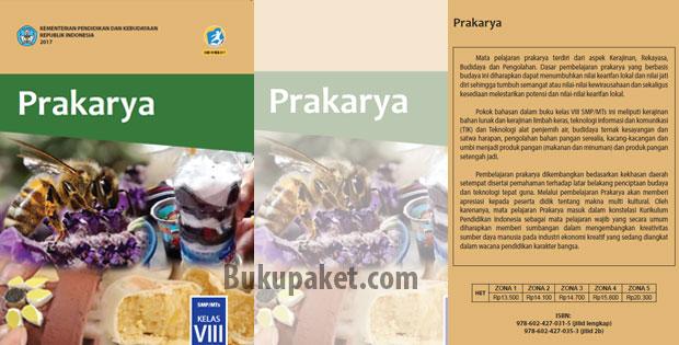 Materi Prakarya Kelas 8 Kurikulum 2013 Semester 2 Revisi 2017