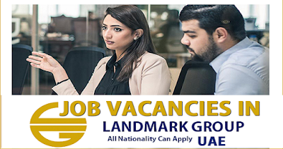 Job Vacancies at Landmark Group