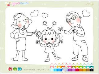 http://mrjogos.uol.com.br/jogo/pinte-a-familia.jsp