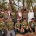 صورة تذكارية مع محافظ محافظة الحجره