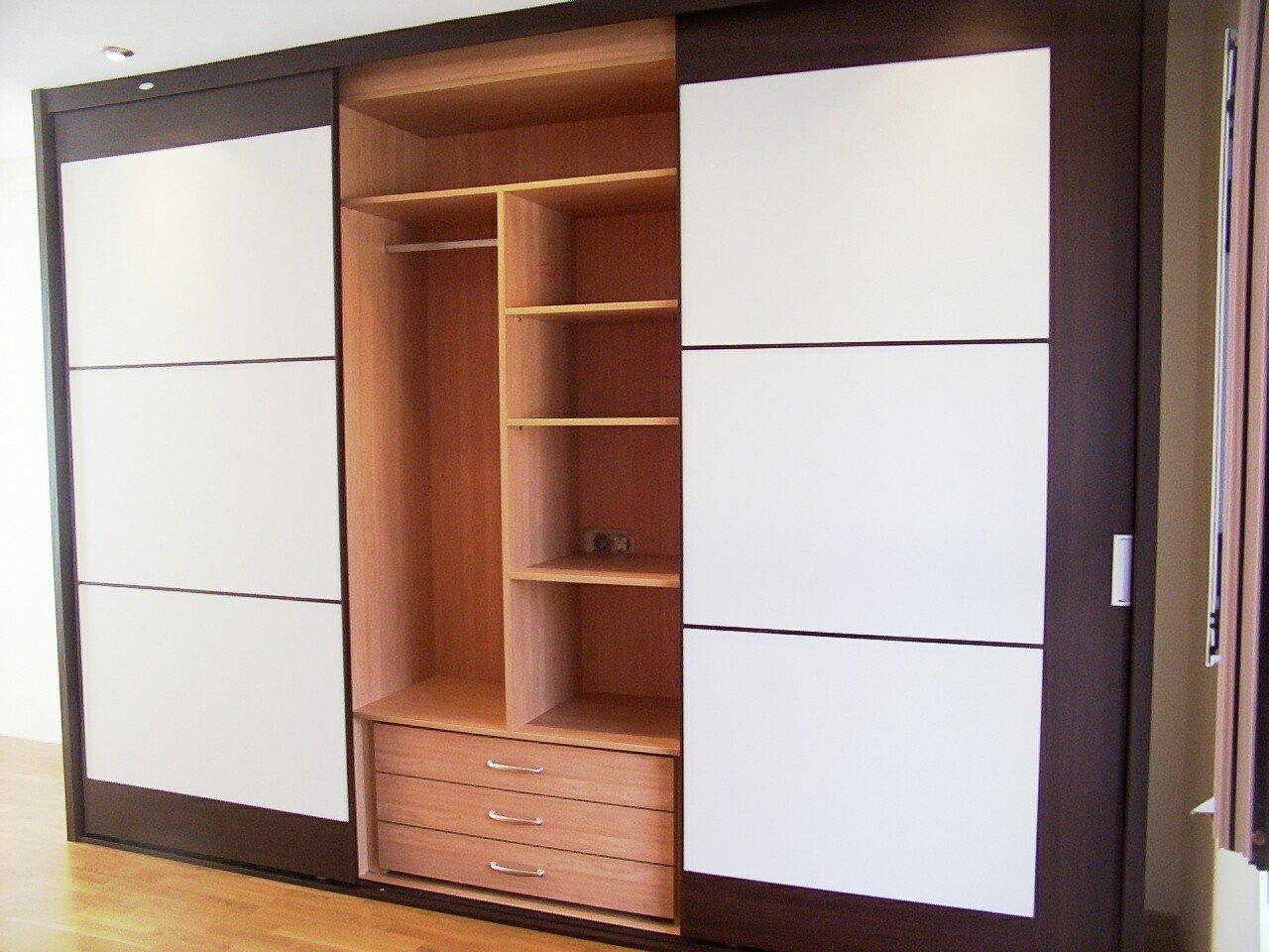 ventajas de un armario empotrado