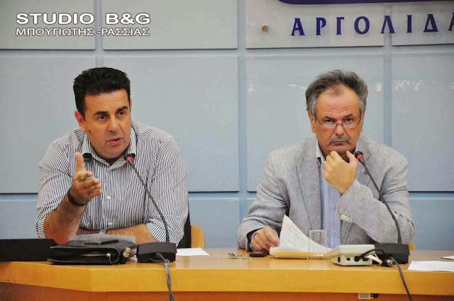 Συνεδριάζει το Δημοτικό Συμβούλιο στο Ναύπλιο με 22 θέματα και έγκριση απολογισμού και ισολογισμού