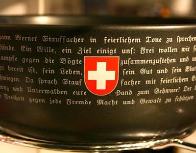 歐洲自由行,瑞士火鍋,介紹