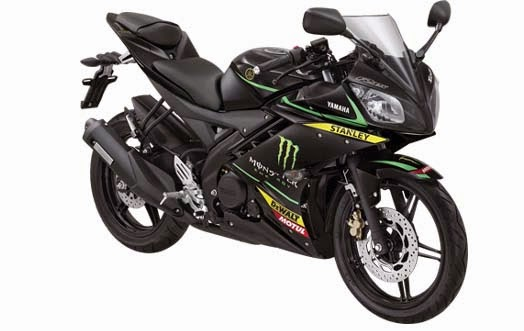 Yamaha R15 Movie Star Tech 3