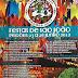 Programa das Festas de Pegões 2017