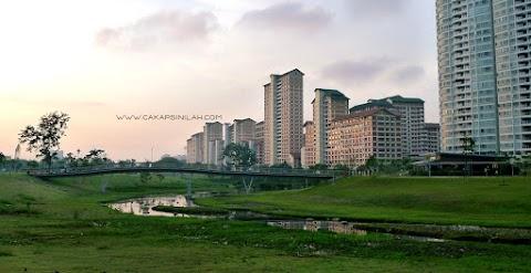 Travel: Bishan Park, Singapore