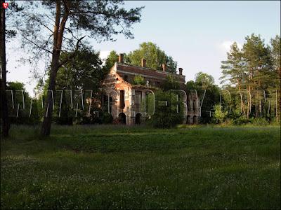 Вялое. Охотничий дом Тышкевичей на Ислочи