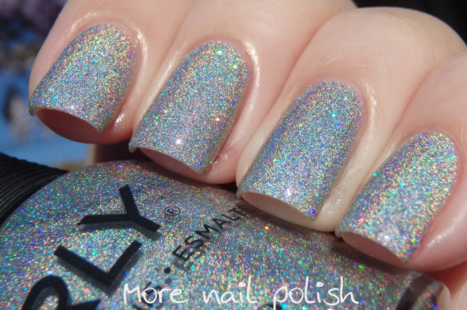 Orly Sparkle Christmas Collection - Mirrorball and Bling ~ More Nail ...