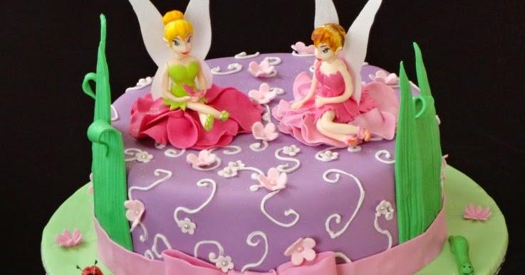 Tinkerbell Birthday Cake Recipe