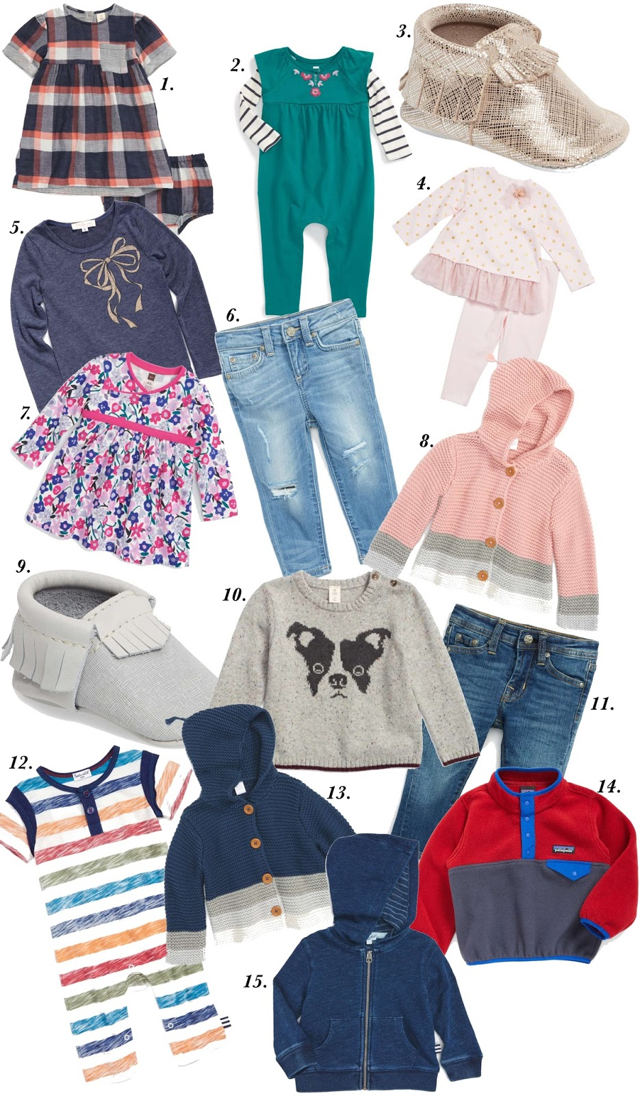 Nordstrom Anniversary Sale Baby - Something Delightful Blog