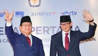 InsyaAllah, Tanda-Tanda Kemenangan Sudah Nyata untuk Prabowo Sandi