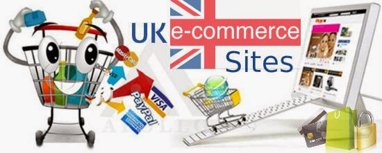 Places to shop online uk