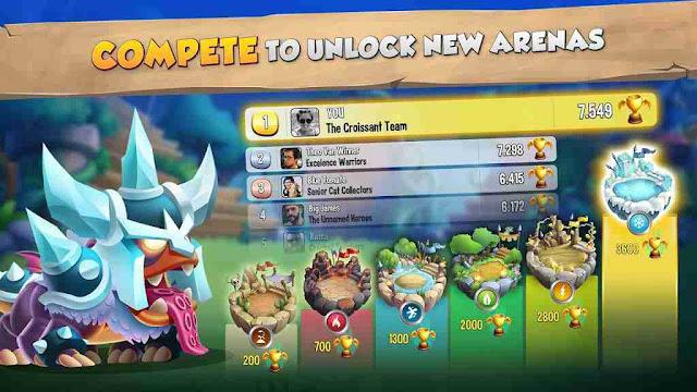 Dragon City Apk Hack