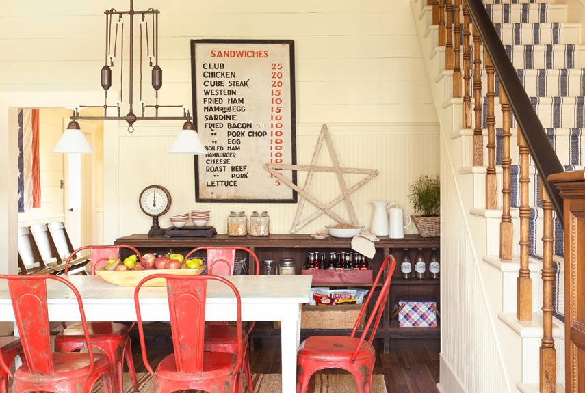 17 fotos de decoración de comedores rústicos para inspirarte